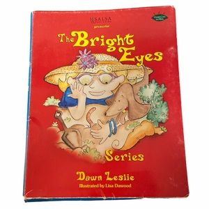 The Bright Eyes Series Books by Dawn Leslie 5pcs